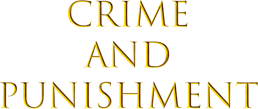 Crime and Punishement
